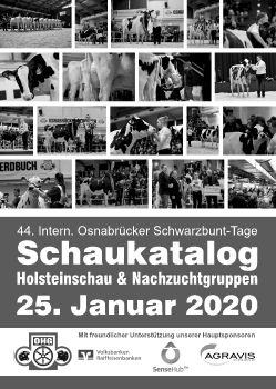 Schaukatalog SBT 2020 / Exhibition Catalogue 2020